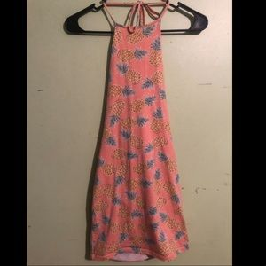 PINEAPPLE DRESS!!🌸🌸